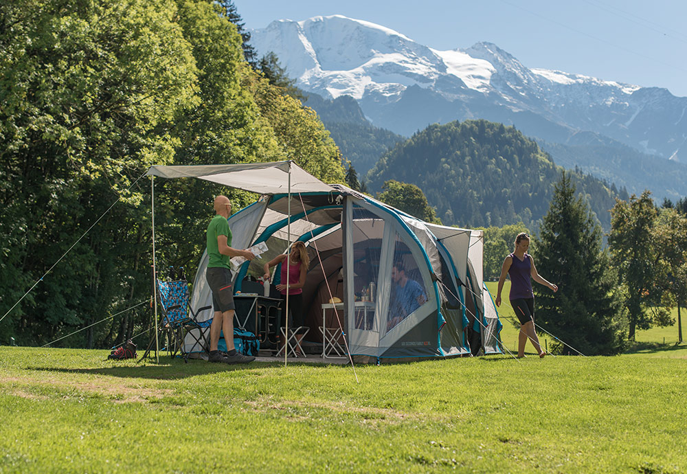 Accueil Camping Miage 8